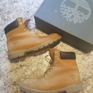 Timberland Classic 6 inch waterproof boots